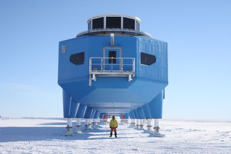 British Antarctic Halley VI