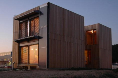 Primera casa pasiva en España