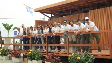 Solar Decathlon 2015 - Cali, Colombia