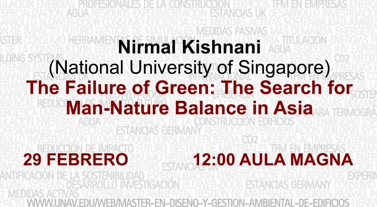 Conferencia Nirmal Kishnani