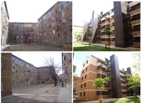 Rehabilitación energética de edificos