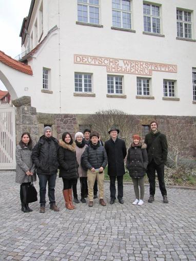 Estancia en Dresde