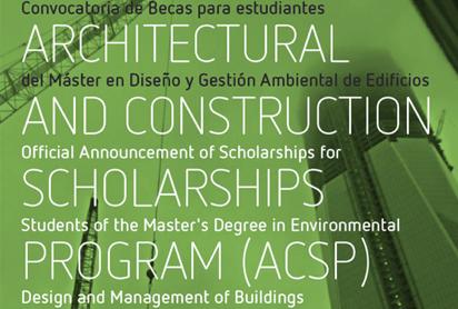 Becas ACSP / Universidad de Navarra