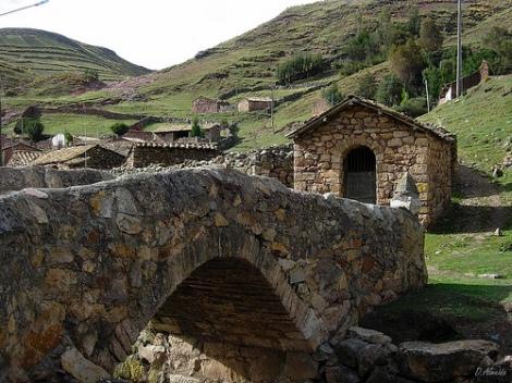 Arquitectura tradicional en Perú