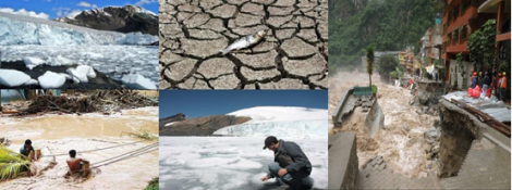 Impacto del cambio climático en Perú