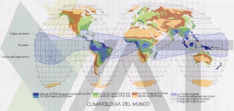 Clasificación climática del mundo
