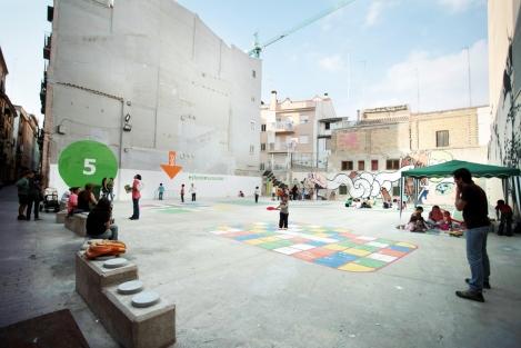 Urbanismo táctico Zaragoza