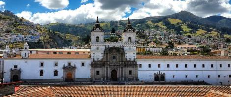 Regeneración urbana en Quito
